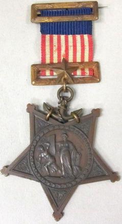 1864 ACW Navy Type 1 MoH