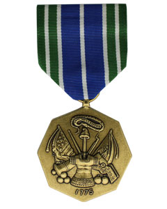 Army Achievement Medal - 1981