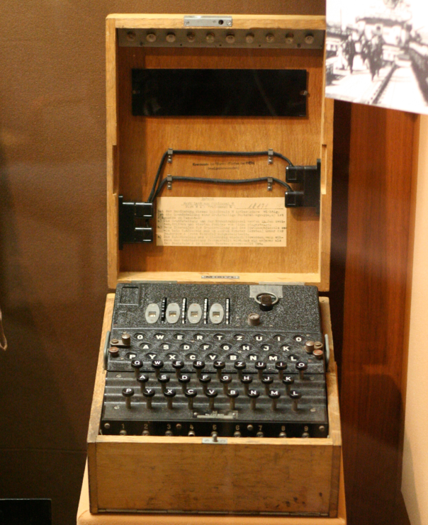 Kriegsmarine Enigma Machine
