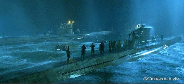 Screen Capture - U-571