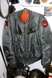 Major General George S. Patton II's Jacket.