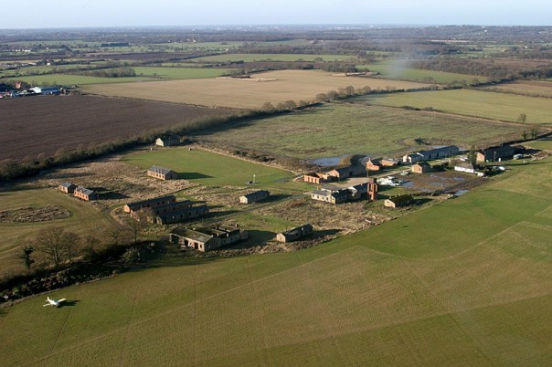 Set in 79 acres with 22 buildings, the airfield site near Chelmsford, Essex, was used as a base for the 37th Squadron, Royal Flying Corps (source: Stow Maries Aerodrome.com).